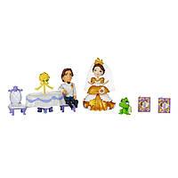 Игровой набор Hasbro Disney Princess Принцесса Рапунцель и сцена из фильма (B5341-B5343)
