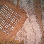 """Теплий пуловер трикотажний розпродаж """"клапті""""молодежкаподросток, фото 3"""