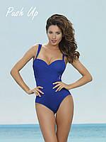 Сплошной купальник синий Marc & Andre L1517-981