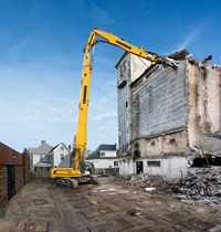 R 960 Demolition Litronic
