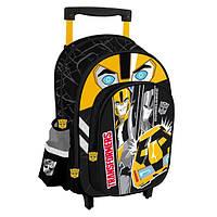 """329061 Рюкзак на колесах """"Transformers"""" Starpak"""