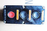 Пост кнопочный ПКЕ 222-3 IP54