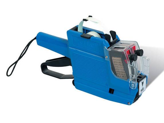 Пистолет для ценников MX-6600 двухстрочный, фото 2
