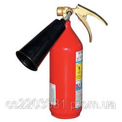 Вогнегасники вуглекислотні