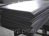 Титановый лист ВТ1-0 1 800х1500 860  ГОСТ