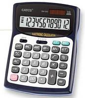 """Настольный калькулятор """"EATES"""" BM-005 (12 разрядный, 2 питания)"""