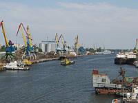 В Херсонском порту объявлена ледовая кампания