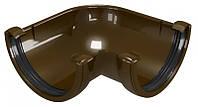 Devorex Classic 120 Угол желоба-90 гр-в коричневый