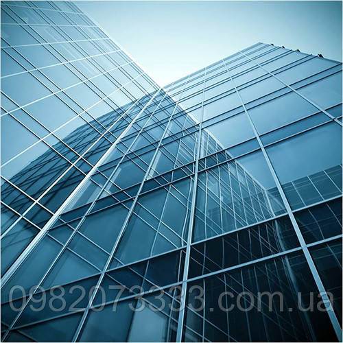 Солнцезащитная R Silver 50 зеркальная плёнка для тонировки стекла (1,524) (пм)