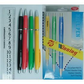 Ручка шариковая Winning WZ-2011A автоматическая (в картонной упаковке)