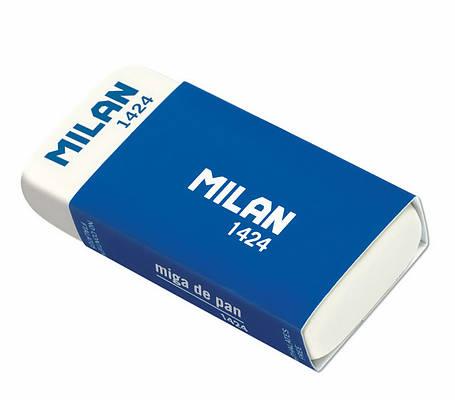 Ластик Milan 1424 прямоугольный (2.5*5 см.), фото 2