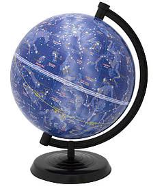 Глобус 220 мм зоряне небо