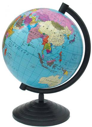 Глобус 220 мм. политический РУС, фото 2