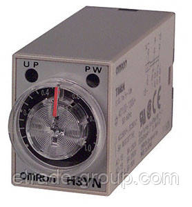 OMRON аналоговый полупроводниковый таймер H3YN-41 AC24