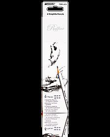 "Карандаши графитные ""MARCO"" Raffine (6 шт., HB,2B,4B,6B,7B,8B)"