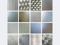 Лист н/ж декоративный AISI 304 0,8 (1,25х2,5) кожа + PVC  нержавейка