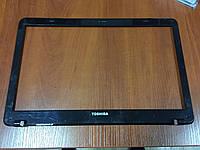 Toshiba C650 (C655) крышка матрицы + рамка