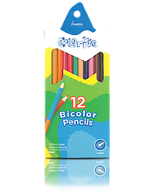 """Олівці кольорові 24 кольори """"MARCO"""" Colorite 1100-24CB"""