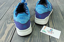 "Женские кроссовки Asics Gel Lyte III ""Hanon"" Blue/Purple H51TK-4949, Асикс Гель Лайт 3, фото 3"