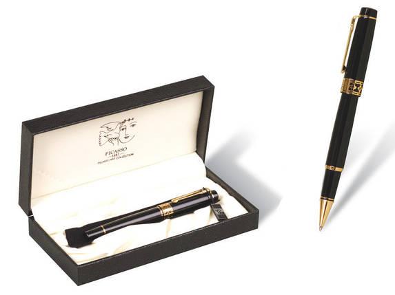 Ручка капиллярная Picasso 915 R в подарочной упаковке, фото 2