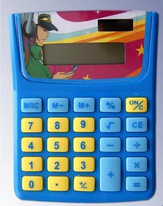 """Калькулятор детский 6406 """"Скейт"""""""