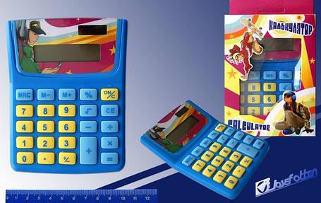 "Калькулятор детский 6406 ""Скейт"", фото 2"