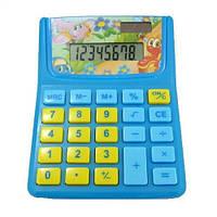"""Калькулятор детский 6411 """"Авиа, мото, авто"""""""