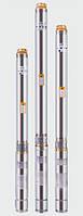 Глибинний насос Euroaqua 100QJD204  1.1 kW (Напор 61 м. Подача  140 л/мин.)