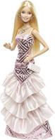 Коллекционная кукла Барби в Вечернем платье Модный бал Barbie Pink & Fabulous Doll