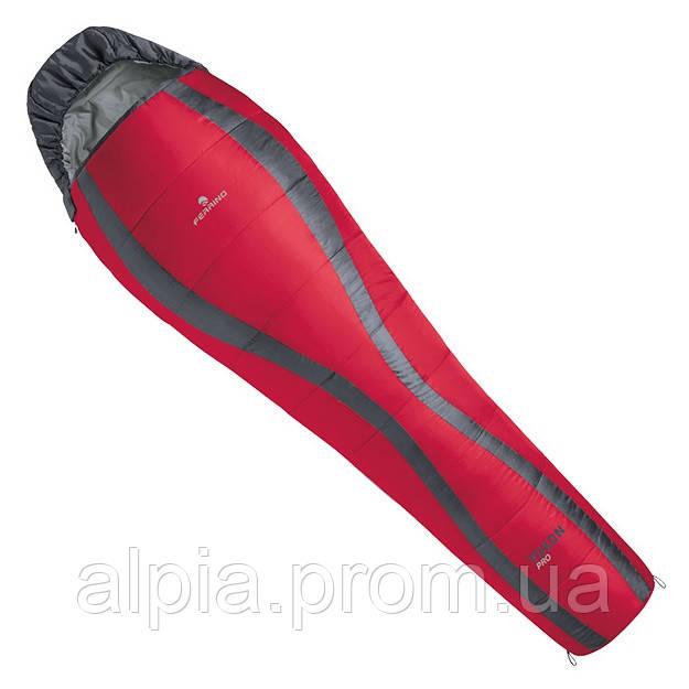 Спальный мешок Ferrino Yukon Pro/+0°C Red/Grey (Right)