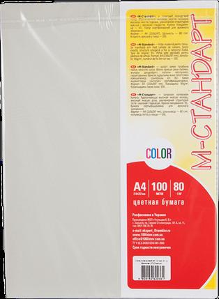 Бумага A4 'М-Стандарт' ИНТЕНСИВ 272 (Platinum) 100 л./80 гр., фото 2