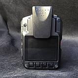 Відеореєстратор для поліції і охорони Protect R 02 A нагрудний camera body, фото 2