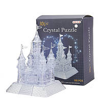 """Пазлы 3D кристальные """"Дворец"""""""