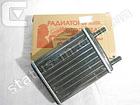 Радиатор отопителя Газель d=16 (алюм.) (пр-во АВТОРАД) поставщ. конвеера ГАЗ!!