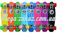 Пенни борд Фиш Penny Board Fishskateboards: 12 цветов, до 80кг, фото 1