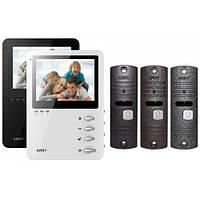 ARNY AVD-410M и AVP-05 комплект видеодомофона