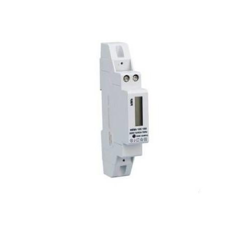 Счетчик электроэнергии однофазный 220В 32А DIN