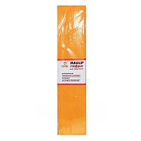Гофро-бумага 100% 14CZ-H004 Yellow-3 (50*200 см., 10 шт./уп.)