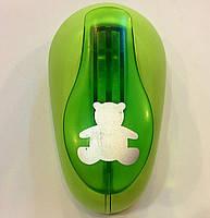Дырокол фигурный для детского творчества CD-99L №26 Мишка