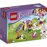 Конструктор Lego Friends Bunny & Babies 41087 Лего Подружки Зайчата