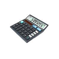 """Настольный калькулятор """"EATES"""" CX-512 (12 разрядный, 2 питания)"""