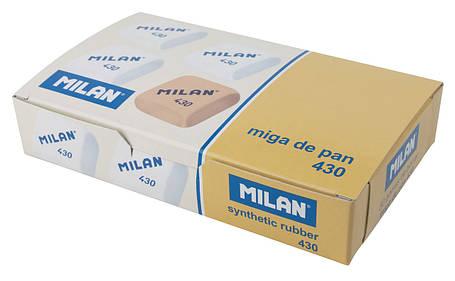 Ластик Milan 430 Miga de pan квадратный (B-8B), фото 2