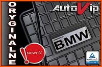 Резиновые коврики M-LOGO BMW 5 F10 F11  с логотипом