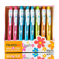 Ручка шариковая Aihao AH524B автоматическая