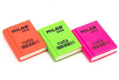 Ластик Milan 2036 книжка, фото 2