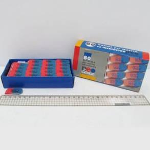 """Ластик L1969 """"Neo Line"""" красно-синий (4 см., в картонной упаковке), фото 2"""