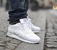 "ОРИГИНАЛ! Кроссовки Adidas Originals ZX 700 ""All White"" (G62110)"
