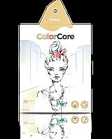 """Карандаши цветные 36 цветов """"MARCO"""" ColorCore Round 3130-36CB"""