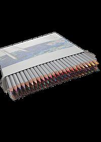 "Карандаши цветные 72 цвета ""MARCO"" Raffine 7100-72CB"