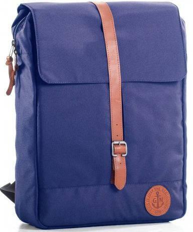 Эргономичный городской рюкзак 14 л. Gin Double G, синий